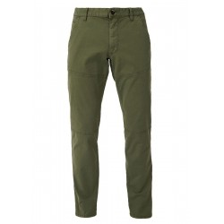 Tubx Regular: Twill-Stretchhose by s.Oliver Red Label