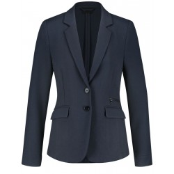 Fitted blazer by Taifun