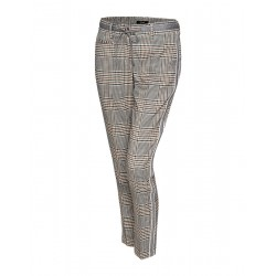 Business trousers Moriel mixed check by Opus