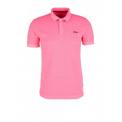 Poloshirt aus Piqué by s.Oliver Red Label