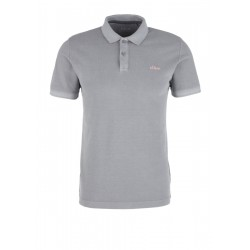 Piqué polo shirt by s.Oliver Red Label