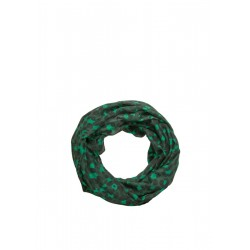 Lightweight snood with a printed pattern by s.Oliver Red Label