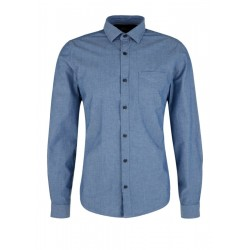 Classic cotton shirt by s.Oliver Red Label