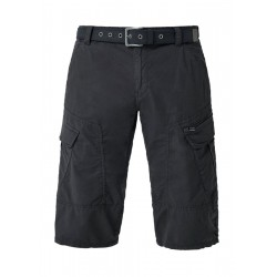 File Loose: Lightweight cargo Bermudas by s.Oliver Red Label