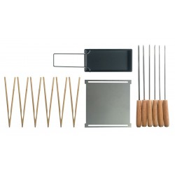 Barbecue accessoires kit by Cookut