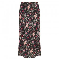 Patterned flower skirt by Esqualo