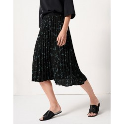 Pleated skirt Opera floral by someday