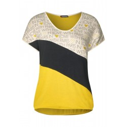 Color Block Shirt Ramona by Street One
