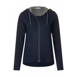 Sweatjacke Karina by Cecil