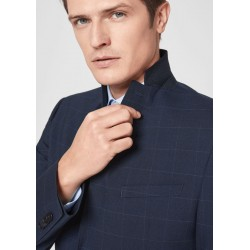 Slim: Sports jacket in a new wool blend by s.Oliver Black Label