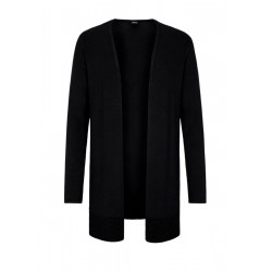 Cardigan with ribbed details by s.Oliver Black Label