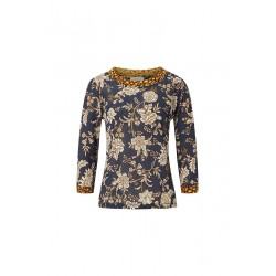 Top with floral print by Rich & Royal