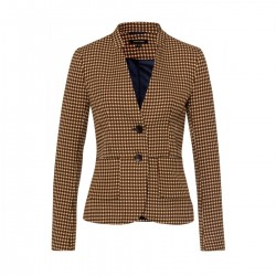 Graphic Jacquard Blazer Active by More & More