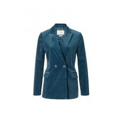 Cord blazer by Rich & Royal