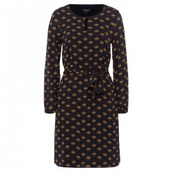 Grafical print dress by More & More