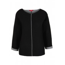 Pullover mit Kontrast-Details by s.Oliver Red Label