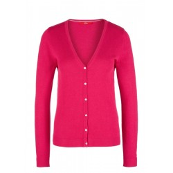 Classic fine knit cardigan by s.Oliver Red Label