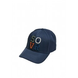 Baseball cap with a logo embroidery by s.Oliver Red Label