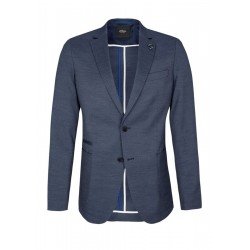 Slim: textured sports coat by s.Oliver Black Label