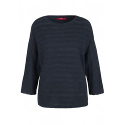 Pullover mit Ajourmuster by s.Oliver Red Label