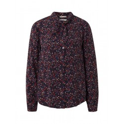 Blouse avec noeud by Tom Tailor