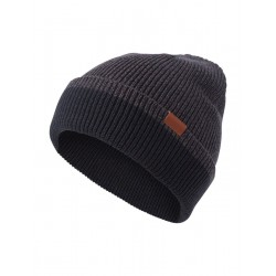 Knitted cap in ribbed structure by Tom Tailor