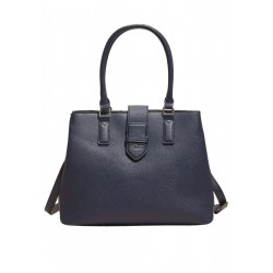 Elegant faux leather shopper by s.Oliver Red Label