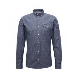 Cotton shirt by Tom Tailor