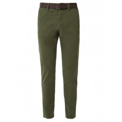Sneck Slim: Chino mit Gürtel by s.Oliver Red Label