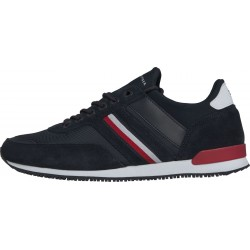 Tommy Icon signature tape trainers by Tommy Hilfiger