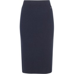 Tape detail fitted skirt by Tommy Jeans