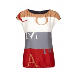 Short sleeve top by Comma