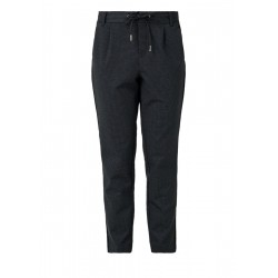 Joggpants mit Hahnentrittmuster by s.Oliver Red Label