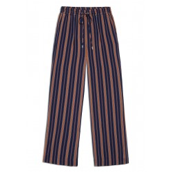 Pantalon VIVIAAN MULTICOL STRIPES by Armedangels