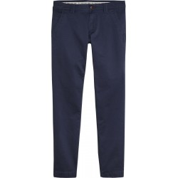Stretch organic cotton chinos by Tommy Jeans