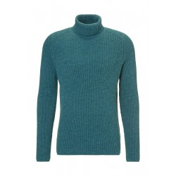 Rollkragen-Pullover aus Organic Cotton-Mix by Marc O'Polo