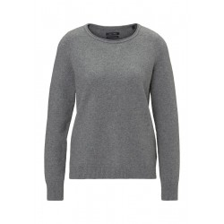 Knitted jumper in a high-quality cotton-wool blend by Marc O'Polo