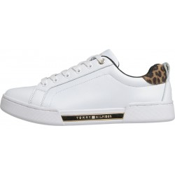 Leopard print trainers by Tommy Hilfiger