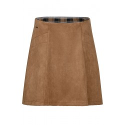 Velours skirt Lou by Street One