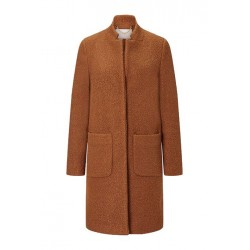 Bouclé coat by Rich & Royal