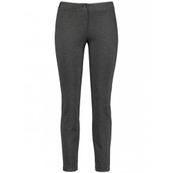 7/8-length trousers with a two-tone texture by Gerry Weber Edition