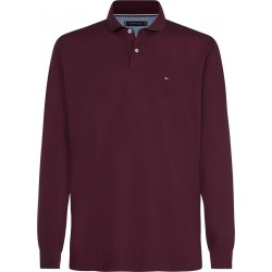 Long sleeves regular fit polo by Tommy Hilfiger