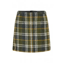 Mini skirt in wool blend by Marc O'Polo