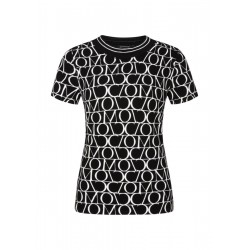Short sleeve jumper by Comma