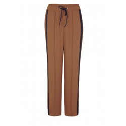 Charlotte Wide: elegant trousers by s.Oliver Black Label