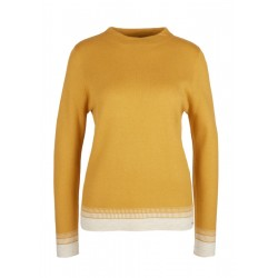 Doubleface knit sweater by s.Oliver Red Label