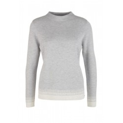Pullover mit Muster-Details by s.Oliver Red Label