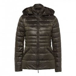 Light down touch padded jacket by More & More