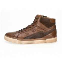 Lace up boot by Camel