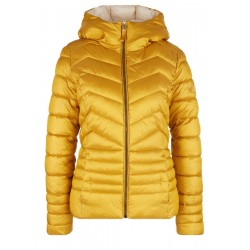 Quilted satin-look jacket by s.Oliver Red Label